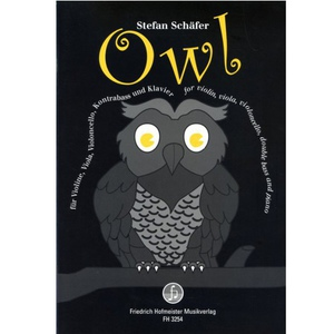 BCP Bassist Composer Publications Stefan Schäfer: Owl